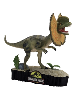 Factory Entertainment Jurassic Park - Dilophosaurus Premium Motion Statue