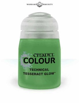 Games Workshop Citadel Paint Technical: Tesseract Glow (18ML)