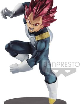 BanPresto DBS Blood of Saiyans Special VII Super Saiyan Vegita