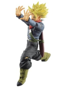 BanPresto Dragon Ball Super GALICK GUN!!! Super Saiyan Trunks Figure