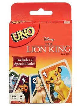 UNO: Lion King Edition