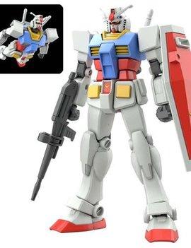 BANDAI Mobile Suit Gundam RX-78-2 Gundam 1:144 Scale Entry Grade Model Kit