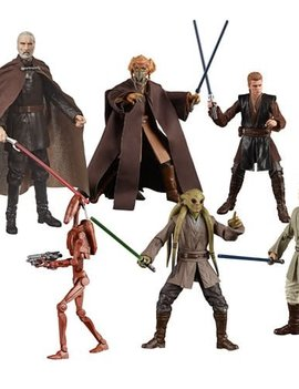 Hasbro Star Wars Black Series: Action Figures Wave 4