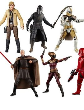 Hasbro Star Wars Black Series: Action Figures Wave 3