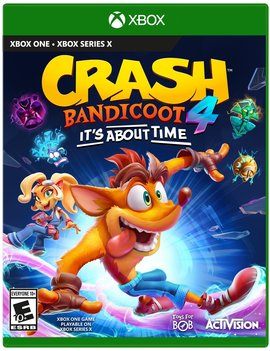 Crash Bandicoot 4: It's About Time NEW