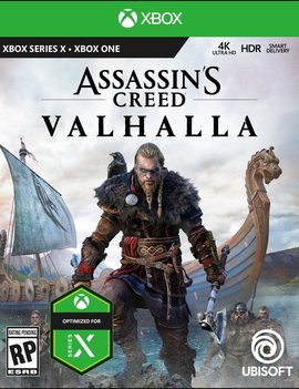 Assassin's Creed Valhalla NEW
