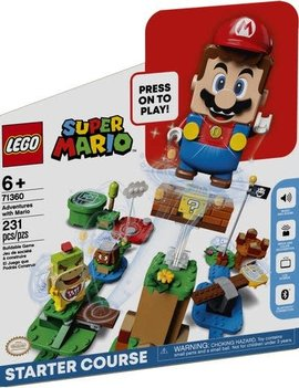Lego LEGO SUPER MARIO: Adventures with Mario Starter Course