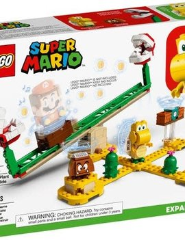 Lego LEGO SUPER MARIO: Piranha Plant Power Slide Expansion Set