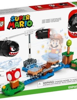 Lego LEGO SUPER MARIO: Boomer Bill Barrage Expansion Set