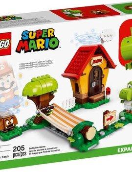 Lego LEGO SUPER MARIO: Mario's House & Yoshi Expansion Set