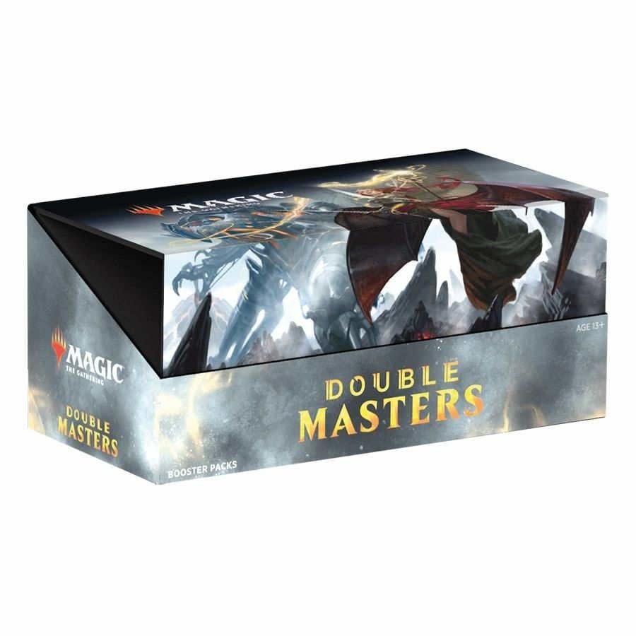 WizardsOfTheCoast MTG Double Masters BOOSTER BOX [PREORDER]