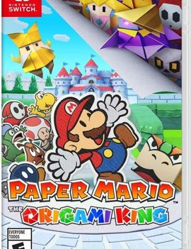 Paper Mario: The Origami King NEW
