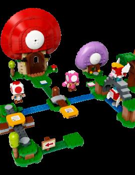 Lego LEGO SUPER MARIO: Toad's Treasure Hunt Expansion Set