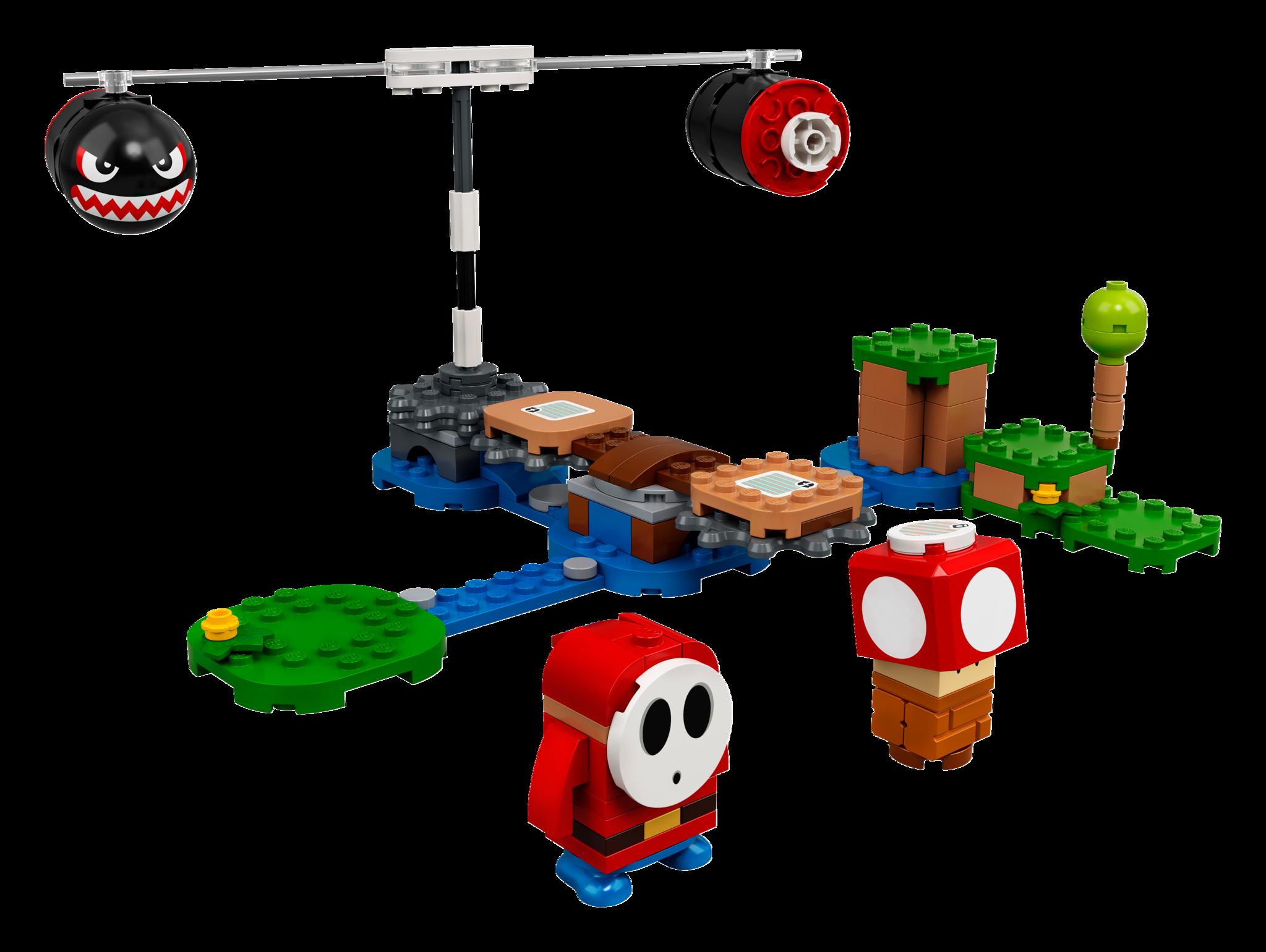 Lego LEGO SUPER MARIO: Boomer Bill Barrage Expansion Set