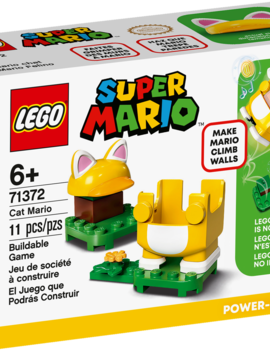 Lego LEGO SUPER MARIO: Cat Mario Power-Up Pack
