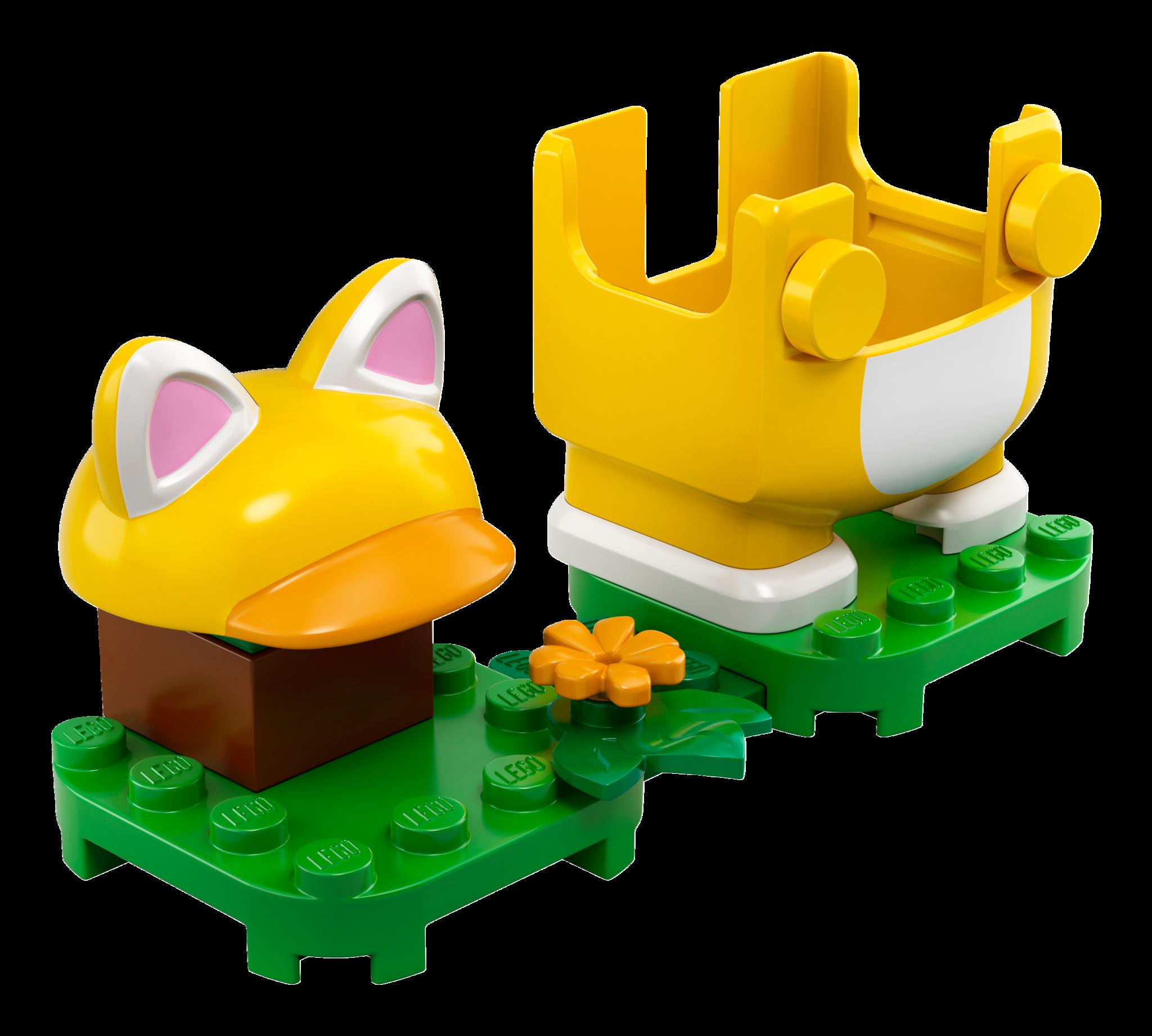 Lego LEGO SUPER MARIO: Cat Mario Power-Up Pack