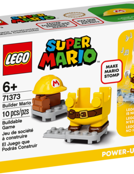 Lego LEGO SUPER MARIO: Builder Mario Power-Up Pack