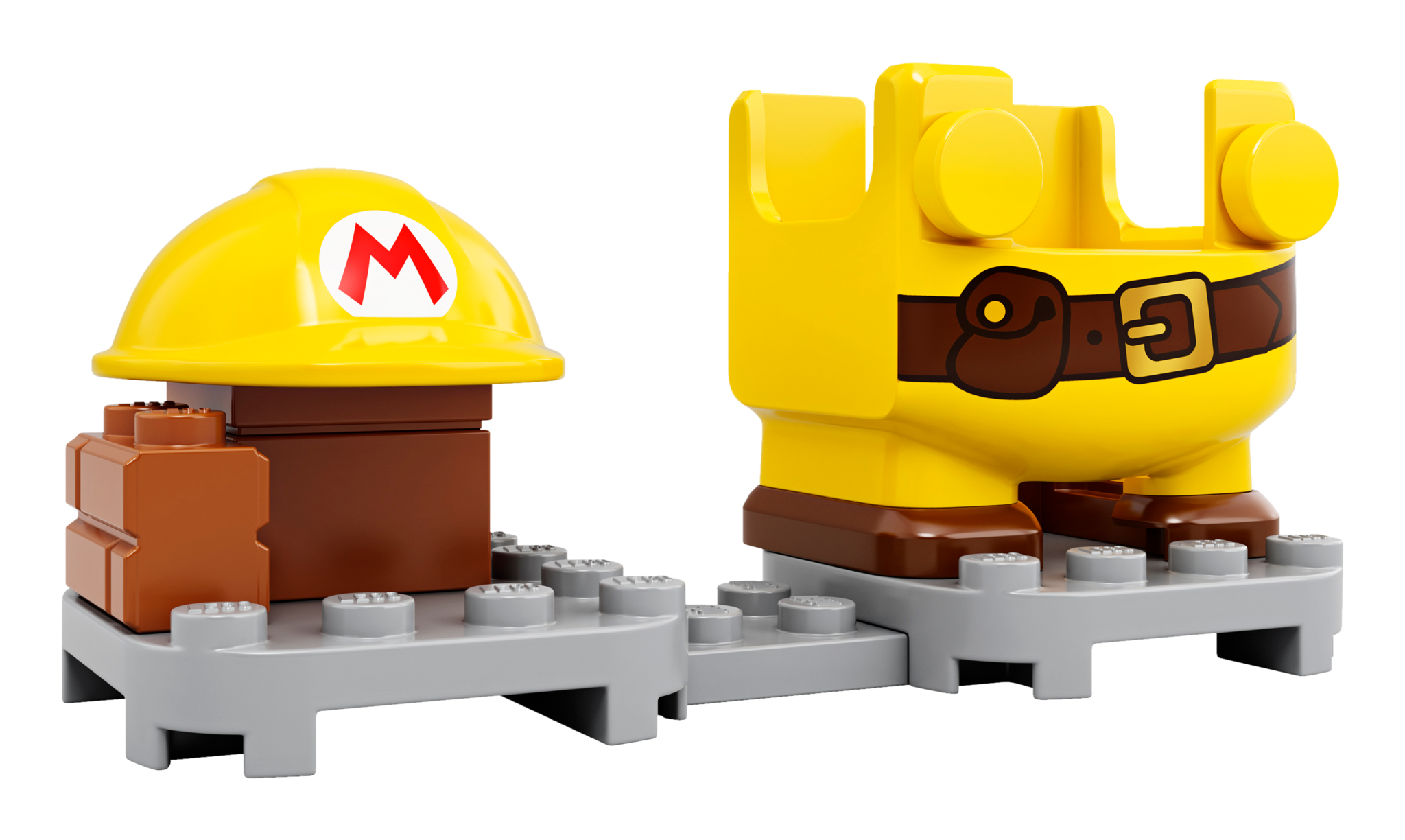Lego LEGO SUPER MARIO: Builder Mario Power-Up Pack
