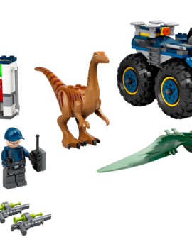 Lego LEGO JURASSIC WORLD: Gallimimus and Pteranodon Breakout