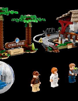 Lego LEGO JURASSIC WORLD: Indominus Rex vs. Ankylosaurus