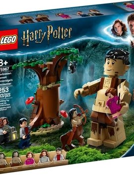Lego LEGO HARRY POTTER: Forbidden Forest: Umbridge's Encounter
