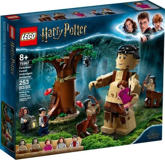 Lego LEGO HARRY POTTER: Forbidden Forest: Umbridge's Encounter