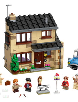 Lego LEGO HARRY POTTER: 4 Privet Drive