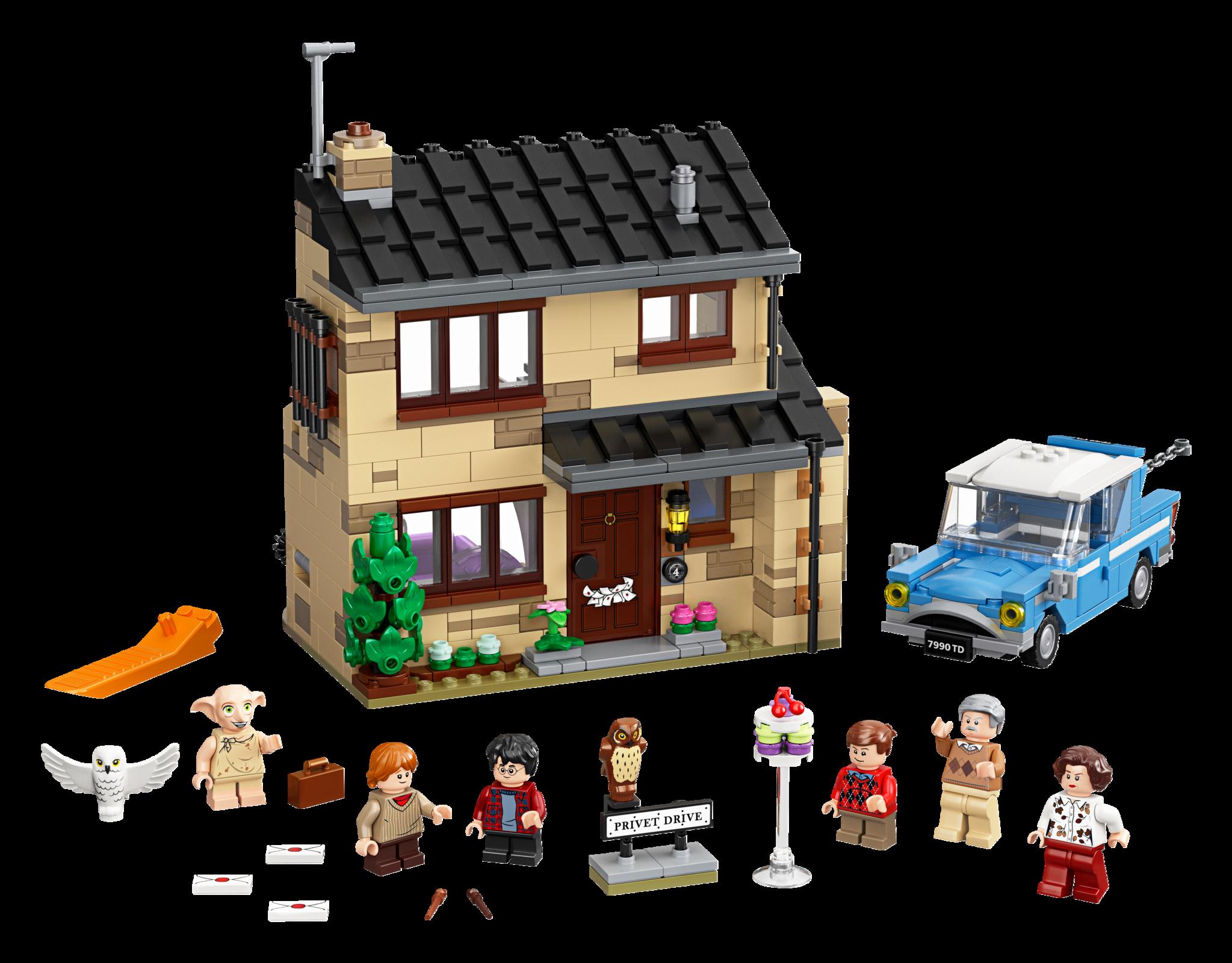 Lego LEGO HARRY POTTER: 4 Privet Drive