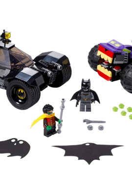 Lego LEGO DC: Joker's Trike Chase