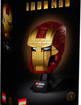 Lego LEGO MARVEL: Iron Man Helmet