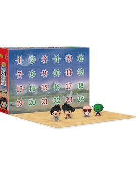 Funko Dragon Ball Z Pocket POP! Advent Calendar