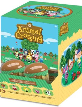 TOMY Animal Crossing Character Hanger Blind Capsule
