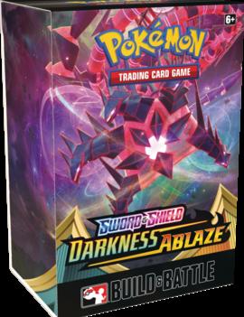 Pokemon Pokemon TCG Darkness Ablaze BUILD AND BATTLE BOX