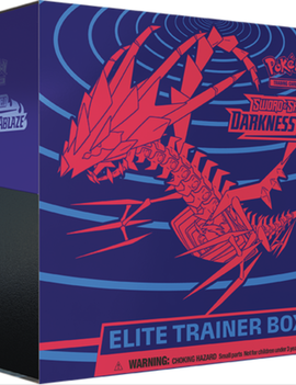 Pokemon Pokemon TCG Darkness Ablaze Elite Trainer Box