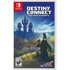 Sega Destiny Connect: Tick-Tock Travelers [Time Capsule Edition]