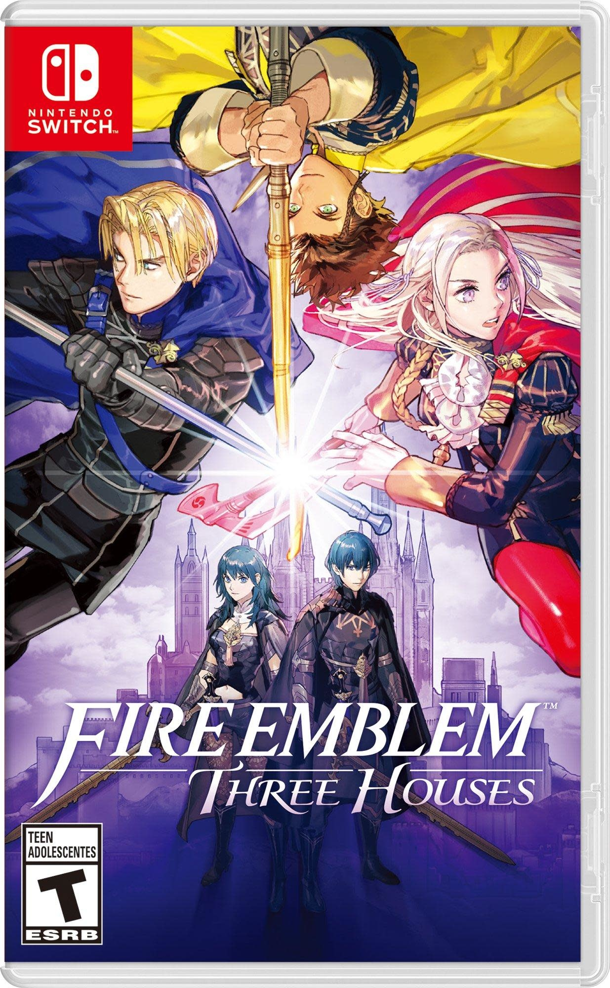 Nintendo Fire Emblem: Three Houses