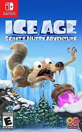 Bandai Namco Ice Age: Scrat's Nutty Adventure