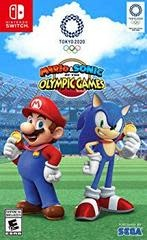 Square Enix Mario & Sonic at the Olympic Games Tokyo 2020