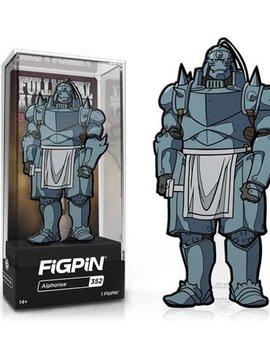 FiGPiN Fullmetal Alchemist: Brotherhood Alphonse Elric FiGPiN Enamel Pin