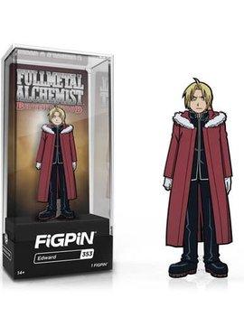 FiGPiN Fullmetal Alchemist: Brotherhood Edward Elric FiGPiN Enamel Pin