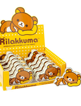 Rilakkuma Marshmallow Flavored Candies