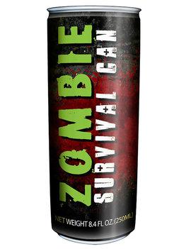 Boston America Zombie Survival Energy Drink