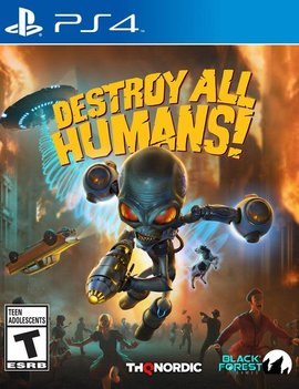 THQ Nordic Destroy All Humans!