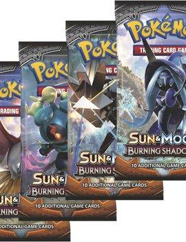 Pokemon TCG Burning Shadows Booster Pack