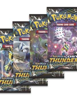Pokemon TCG SM Lost Thunder Booster Pack