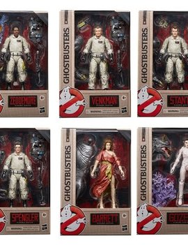 Hasbro Ghostbusters Plasma Series 6-Inch Figures Wave 1