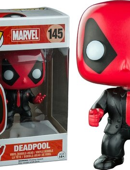 Funko POP! Deadpool (Dressed to Kill) (PX Previews Exclusive) (PRE-OWNED)