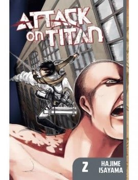 Kodansha Attack on Titan Vol. 2