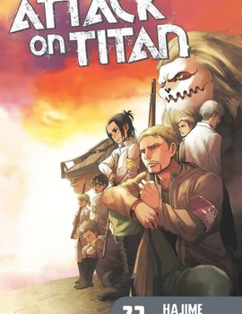 Kodansha Attack on Titan Vol. 23