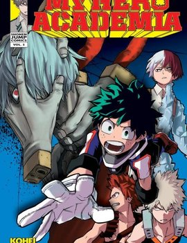Viz Media My Hero Academia Vol. 3